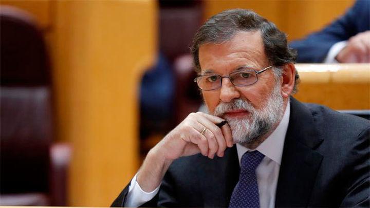 """Rajoy niega que negociara con la Generalitat  para evitar el 155: """"Ni quiero, ni puedo"""""""