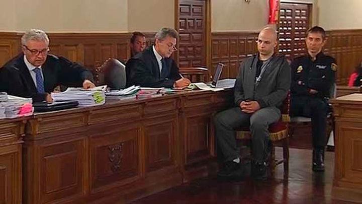 Concluye la presentación de pruebas en juicio contra Morate por dos asesinatos