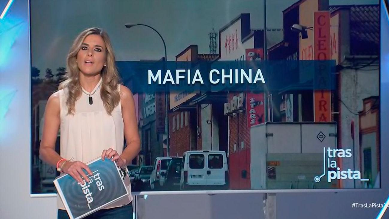 Operación contra la mafia china en Madrid, Sevilla y Barcelona