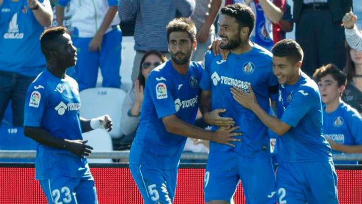2-1. Ángel revoluciona al Getafe y desarma a la Real Sociedad