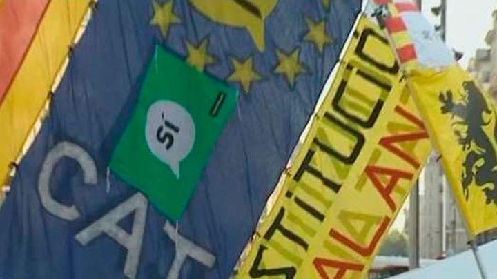 La ANC avala participar en las elecciones  para ratificar la república catalana