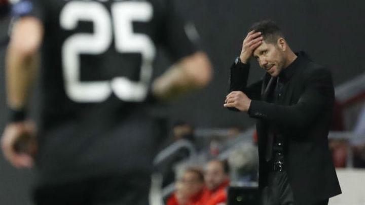 """Simeone: """"Soy el primer responsable de lo que genera el equipo"""""""