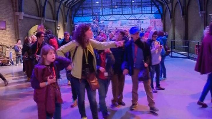 Halloween en Londres con Harry Potter para 30 niños con síndrome de Down