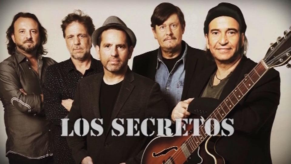 'Los Secretos' cebebran sus 40 años sobre los escenarios