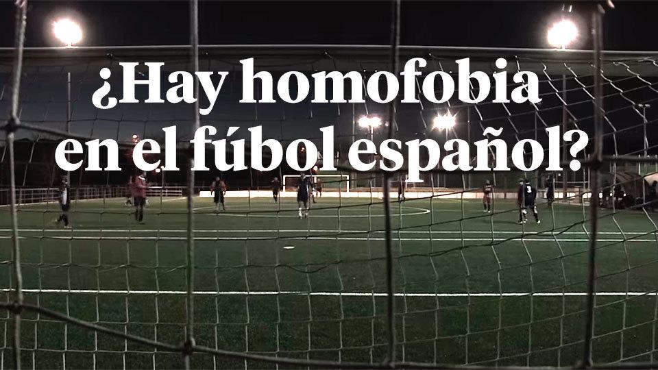 La homosexualidad en el fútbol, una barrera a derribar por los colectivos LGTBI