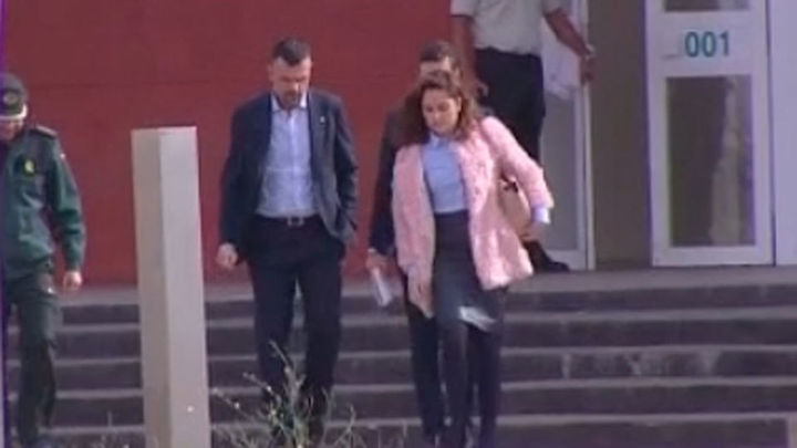 Santi Vila deja la cárcel tras pagar la fianza y ser autorizado por la Audiencia