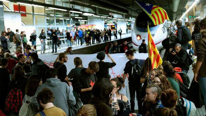La huelga general en Cataluña sólo afecta a la movilidad no a las empresas