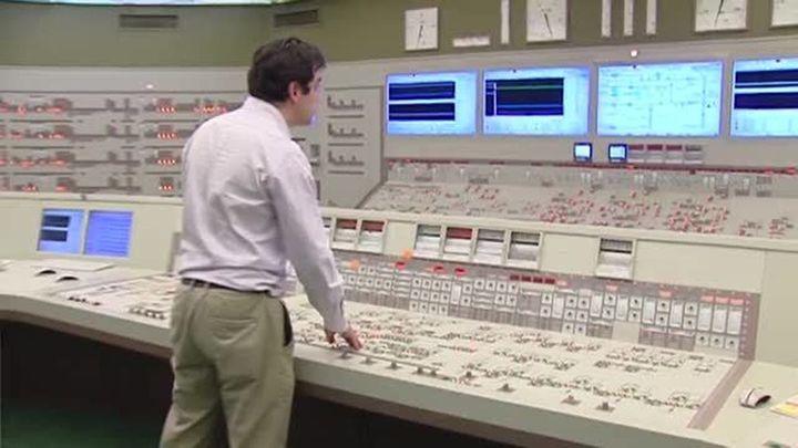 Cómo es un simulador nuclear por dentro