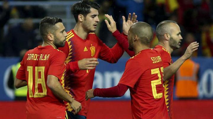 "Morata: ""Cuando este equipo se pone a jugar da gusto"""