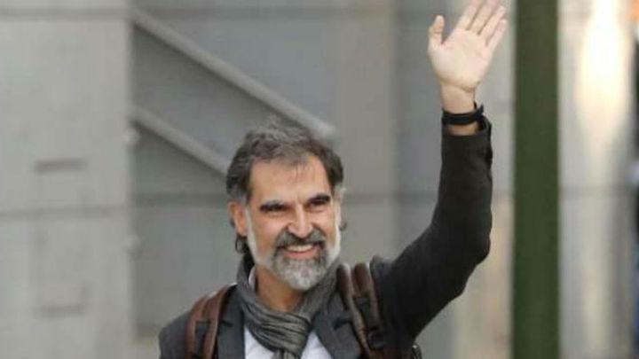 El presidente de Òmnium Cultural, Jordi Cuixart, renuncia  a concurrir en las elecciones