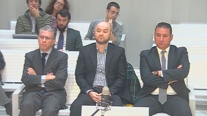 Granados se queja de que Marjaliza no esté acusado en el primer juicio de Púnica