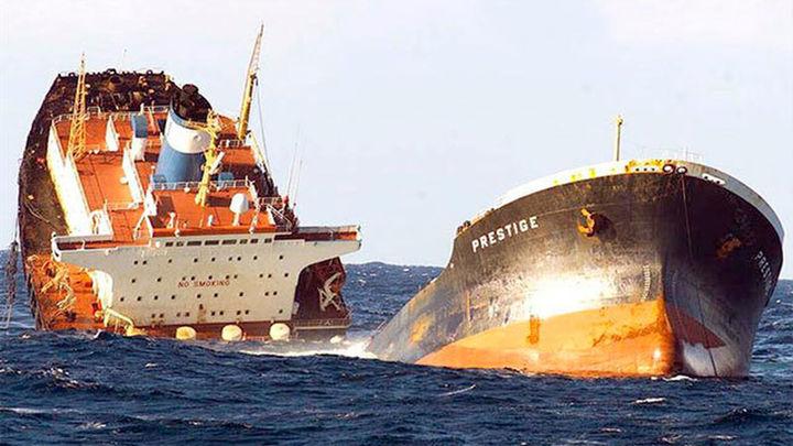 España recibirá 1.573 millones de indemnización por la catástrofe del 'Prestige'
