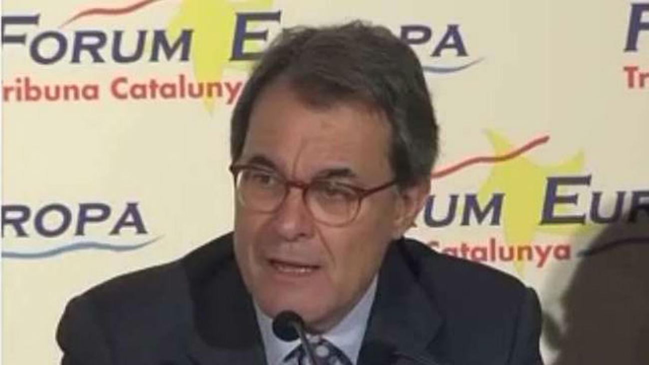 Artur Mas pagará 400.000 euros de la fianza y pedirá otra semana de plazo