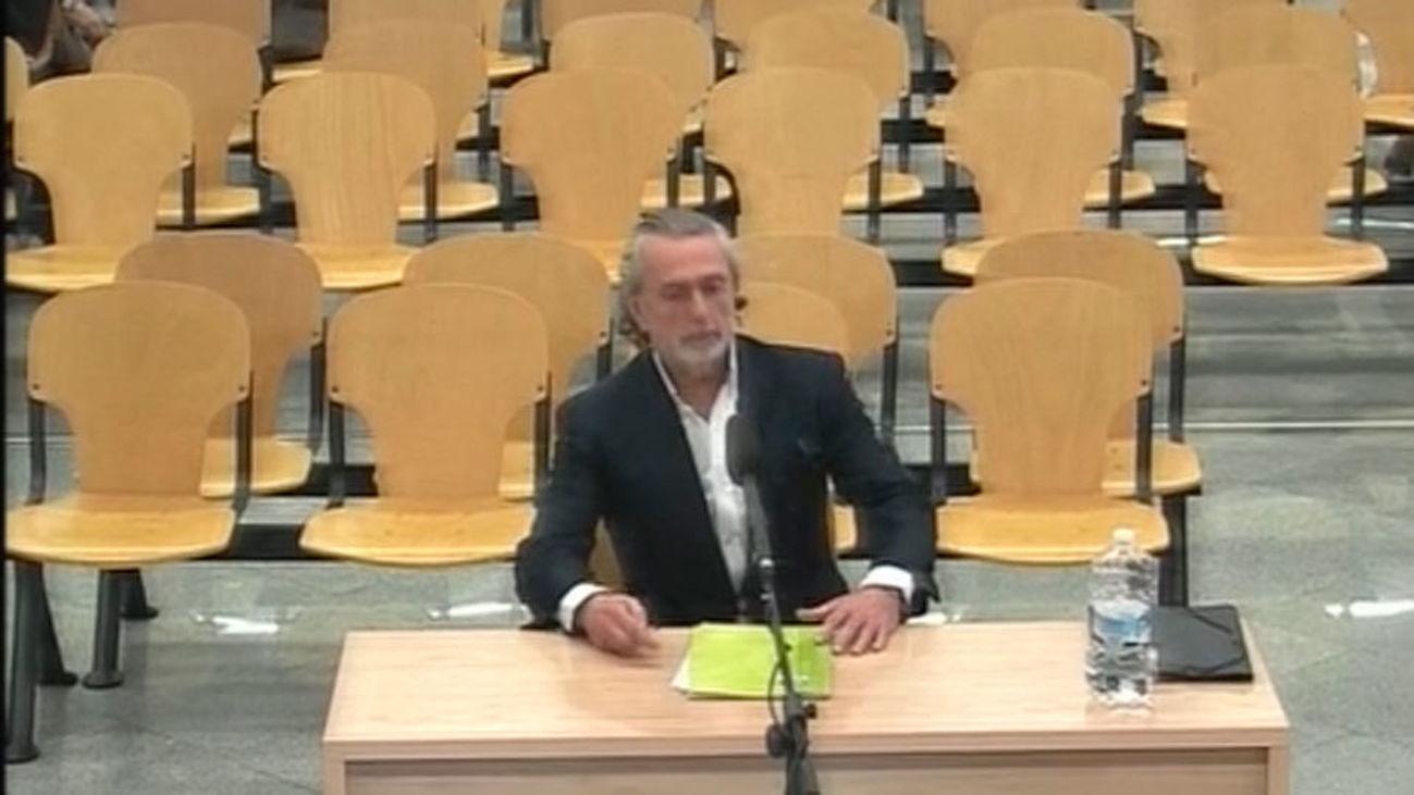 Visto para sentencia el juicio Gürtel con la declaración de Correa