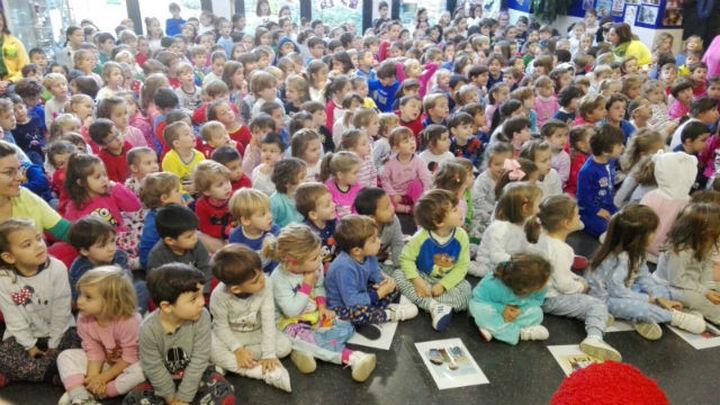Los niños de un colegio de Majadahonda irán en pijama por el acogimiento familiar