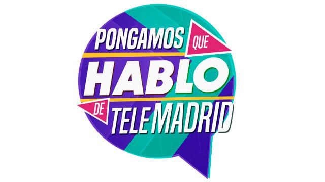 Logo de Pongamos que hablo de Telemadrid
