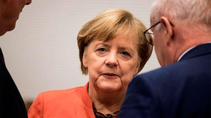 Merkel busca el sí de Schulz para desbloquear la búsqueda de gobierno estable