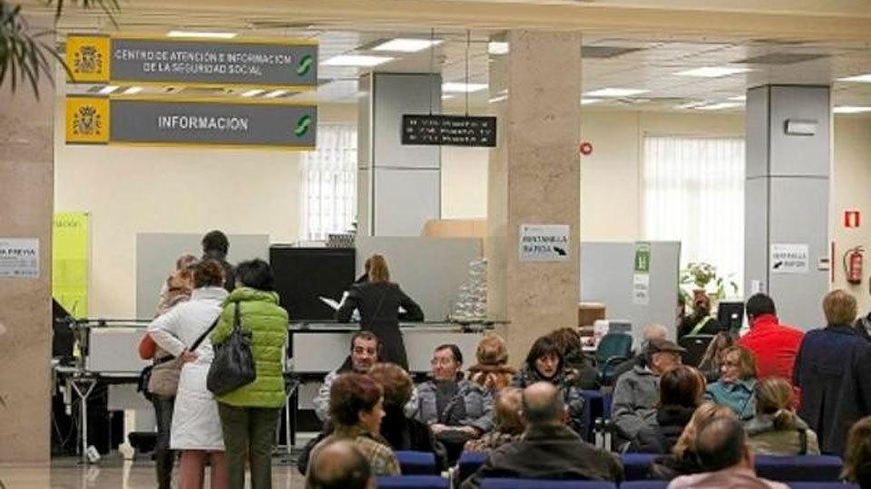 Los afiliados extranjeros a la seguridad social en madrid for Oficina seguridad social madrid