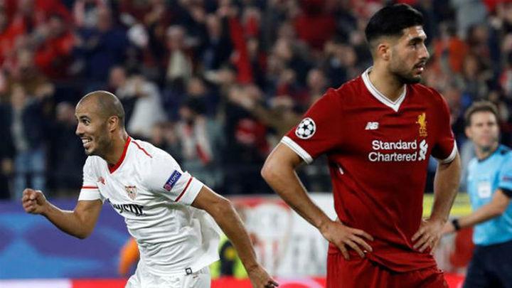 3-3. El Sevilla obra el milagro en una noche épica