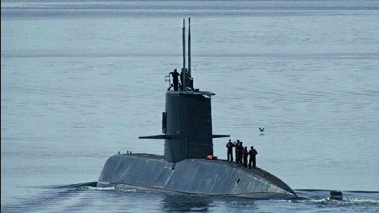 """Confirman que el """"ruido"""" detectado en el Atlántico no es del submarino argentino"""