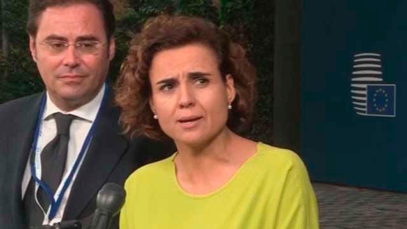 """Montserrat espera que la pérdida de la EMA sea  el """"último daño"""" del independentismo a España"""