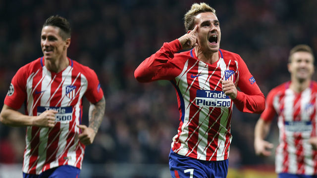Fernando Torres y Griezmann