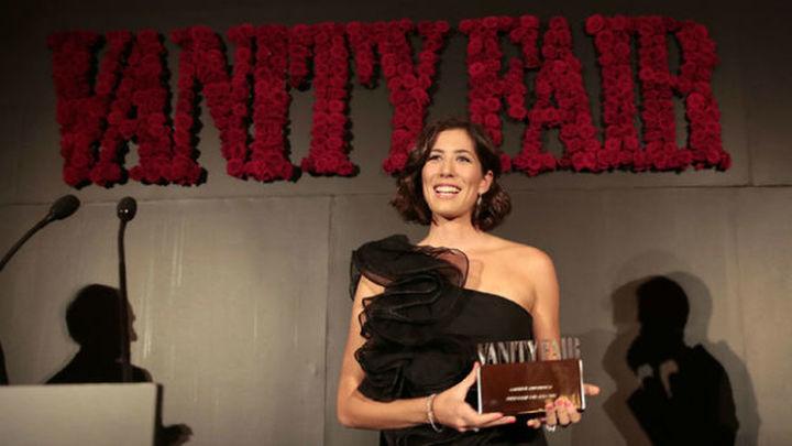 Muguruza, 'Personaje del año 2017' para Vanity Fair