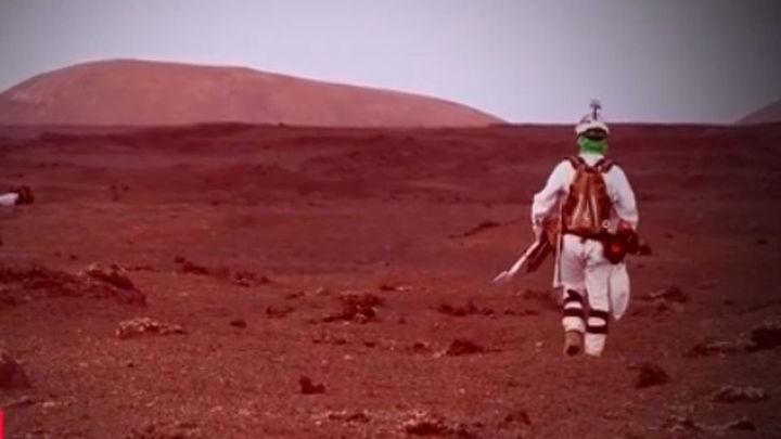 La ESA elige el volcánico Lanzarote para ensayar futuras misiones a Marte