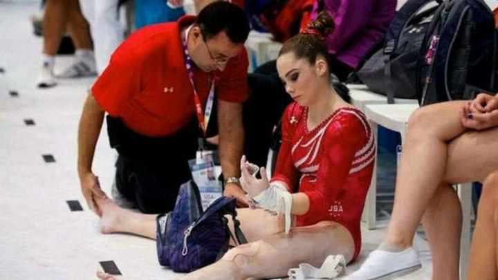 Larry Nassar, de eminencia médica, a 'depredador sexual' de gimnastas