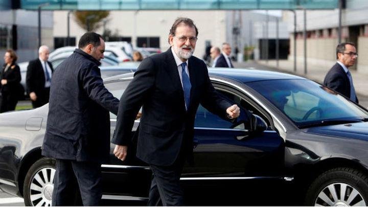 """Rajoy: """"Tras el 155 hoy estamos mucho mejor porque todos han cumplido su deber"""""""