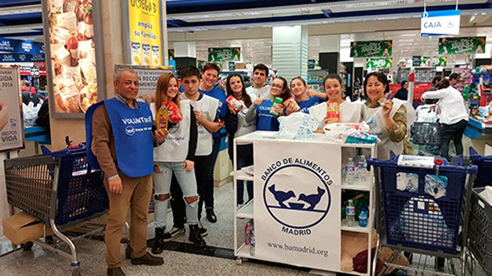 """El Banco de Alimentos busca voluntarios para la 'Gran Recogida"""""""