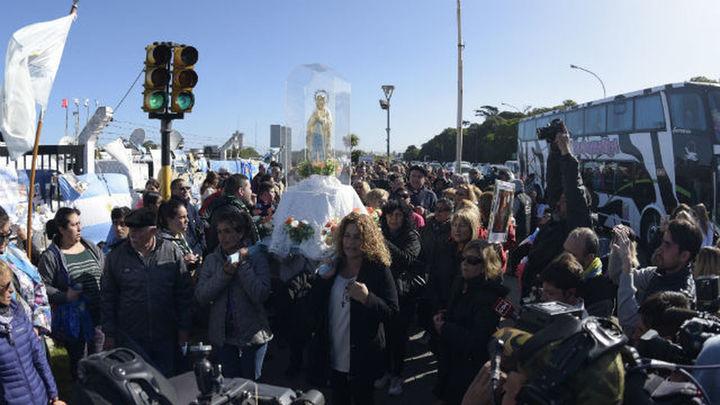 La búsqueda del submarino argentino sigue sin resultados y crece la desesperanza