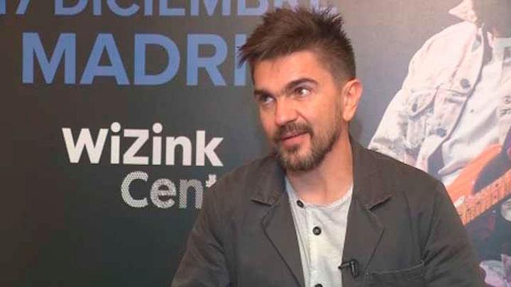 Juanes actuará en Madrid el 17 de diciembre