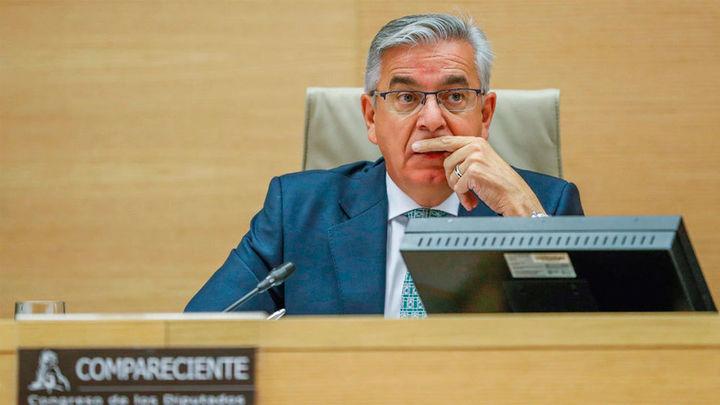 El jefe de la UCO evita hablar en el Congreso de financiación del PP