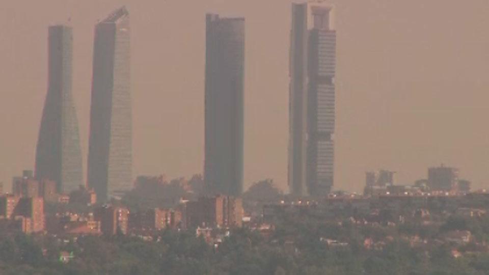 La contaminación en las grandes ciudades aumenta los infartos y la mortalidad