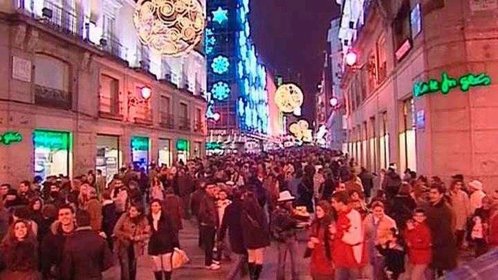La Policía vigilará desde el cielo las aglomeraciones en Navidad