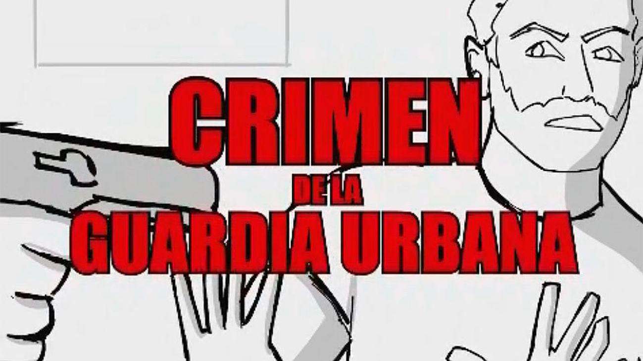 El crimen de la Guardia Urbana, un triángulo amoroso y mortal