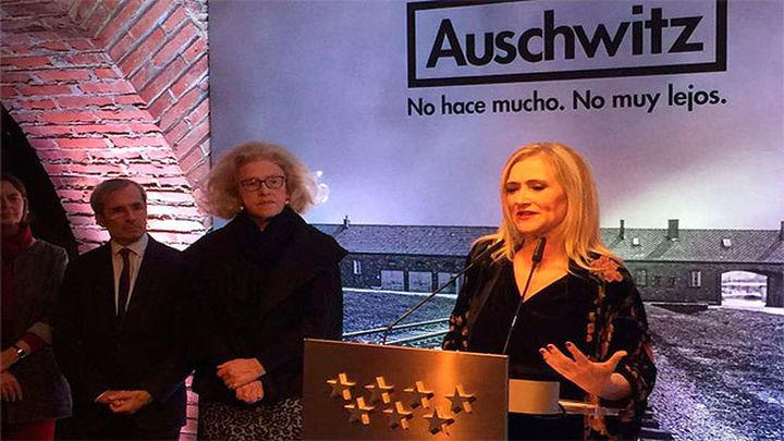 Más de 600 piezas recuerdan en Arte Canal de Madrid los horrores de Auschwitz