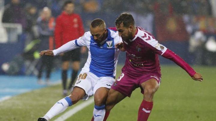 1-0. El Leganés certifica el pase a octavos con una victoria balsámica