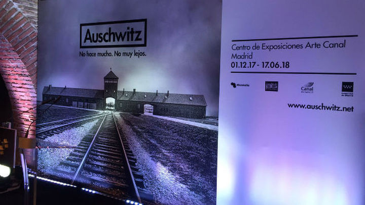 Unos 10.000 escolares más podrán visitar gratis la exposición sobre Auschwitz