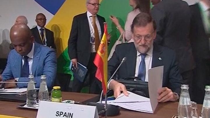 """Rajoy hablará sobre """"migración y movilidad"""" en la Cumbre UE-Unión Africana"""