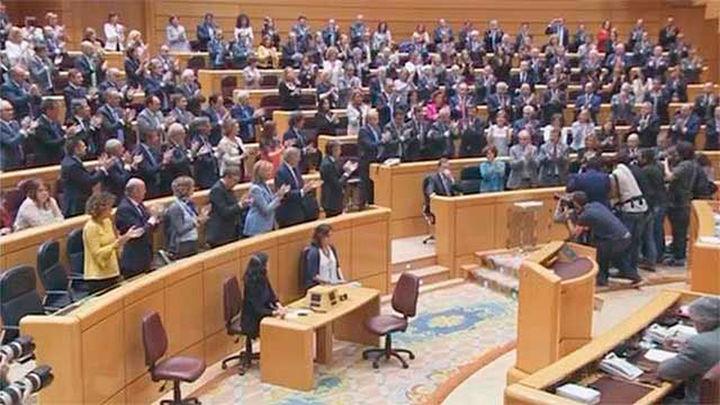 """Cinco senadores del PP ganaron un """"cuponazo"""" que compraron porque acababa en 155"""