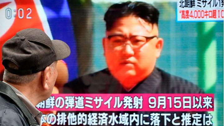 España se suma a la condena unánime a Corea del Norte por lanzar un misil