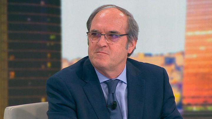 """Gabilondo: """"Madrid no se merece la desigualdad que hay"""""""