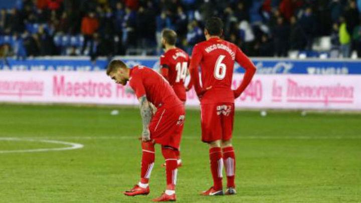 3-0. El Getafe se despide de la Copa