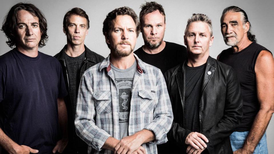 La mítica banda Pearl Jam anuncia que actuará en el Mad Cool 2018