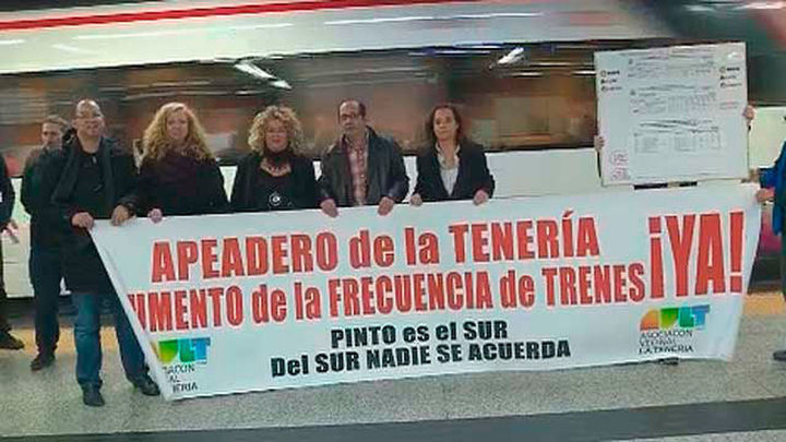 Municipios del sur de Madrid exigen a Fomento inversiones en la C-3 de Cercanías