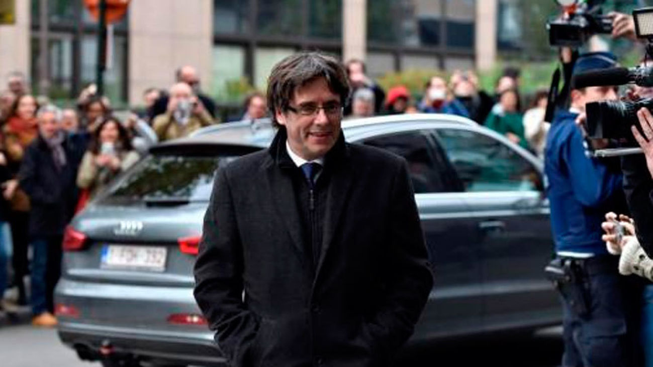 El juez belga decidirá sobre la extradición de Puigdemont el 14 de diciembre