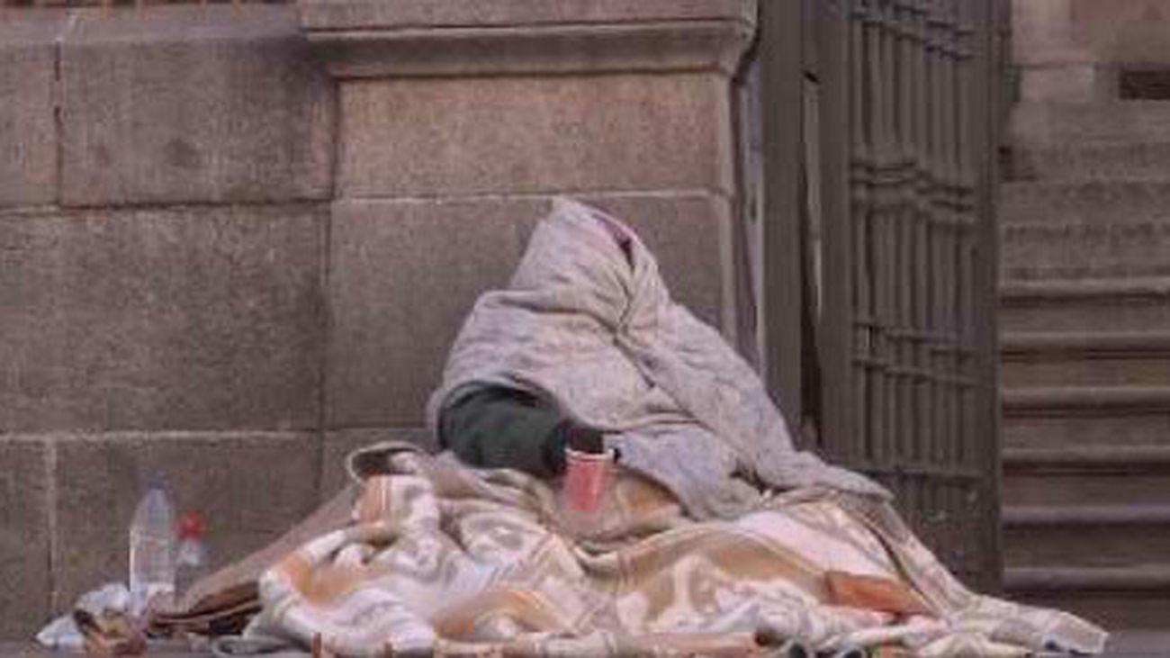 Dormir a 6º bajo cero en la Gran Vía
