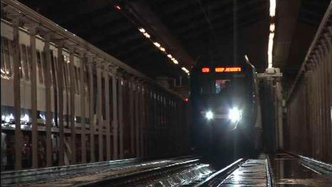 Por las entrañas del Metro
